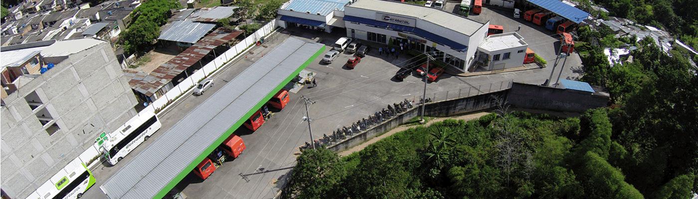 Cotrautol - Servicio de transporte urbano, especial y estación de servicio